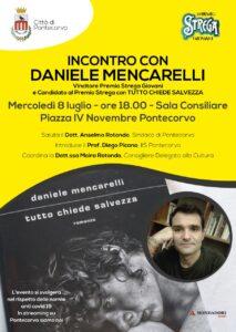 incontro con Daniele Mencarelli
